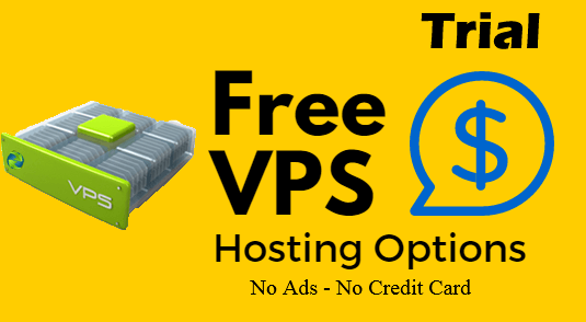 Free VPS Hosting Trial No credit card required