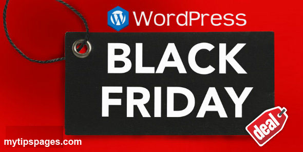 40+ Best Black Friday WordPress Deals 2018
