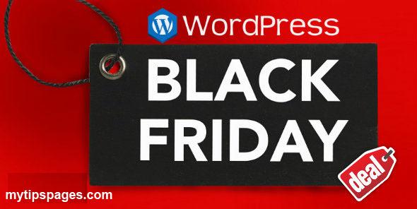 40+ Best Black Friday WordPress Deals 2018